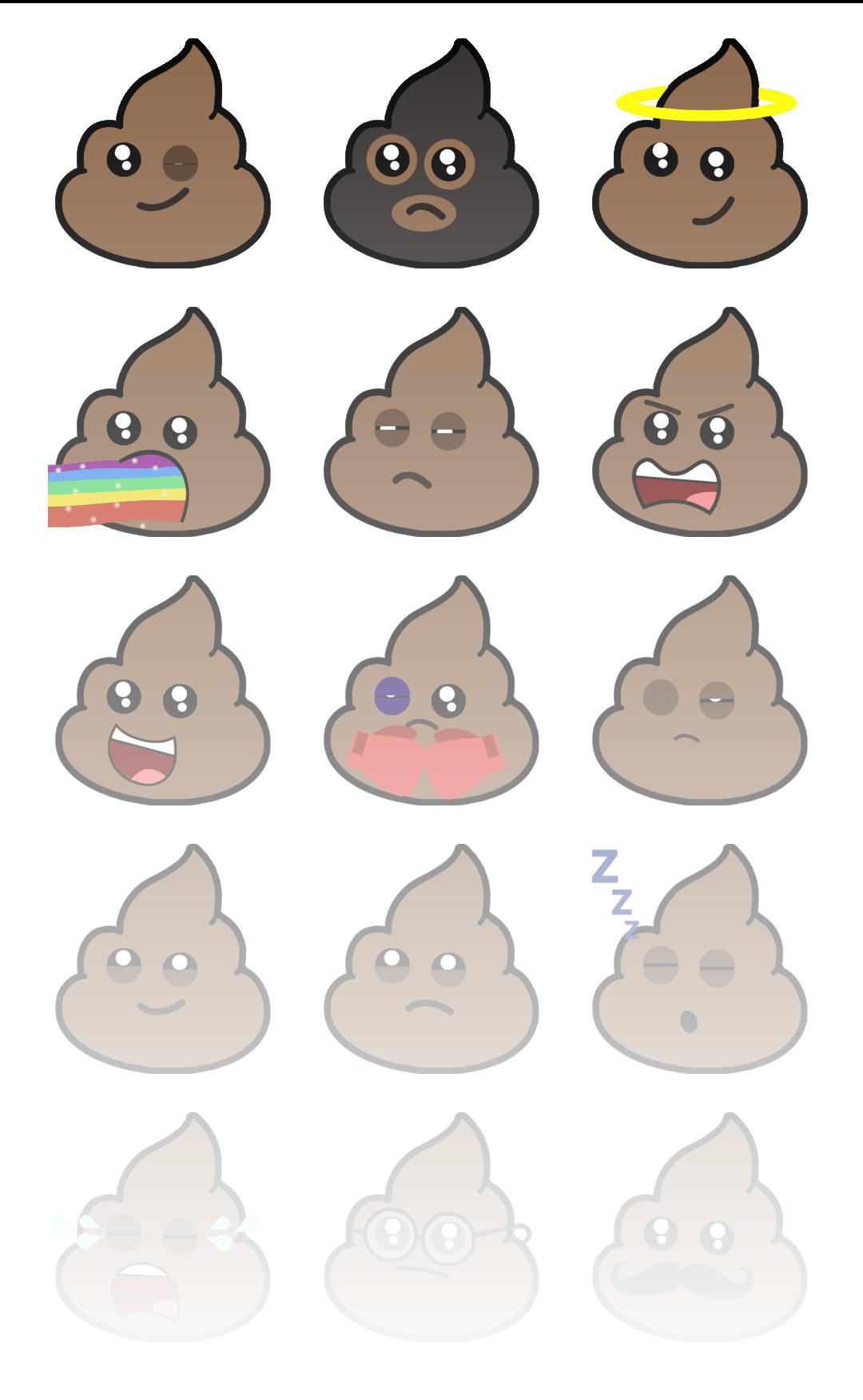Larry Poo - Stickerpipe