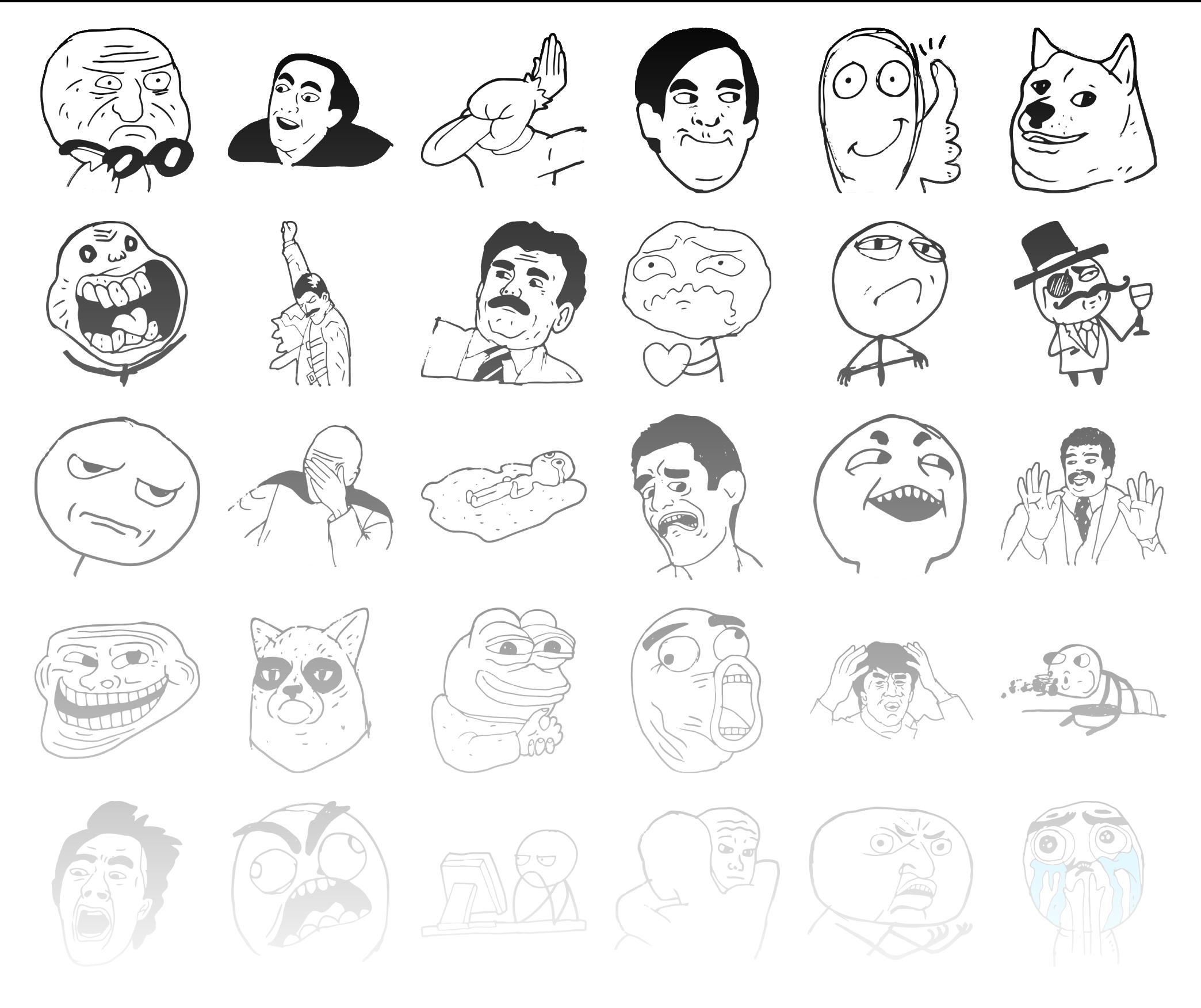 Meme - Stickerpipe