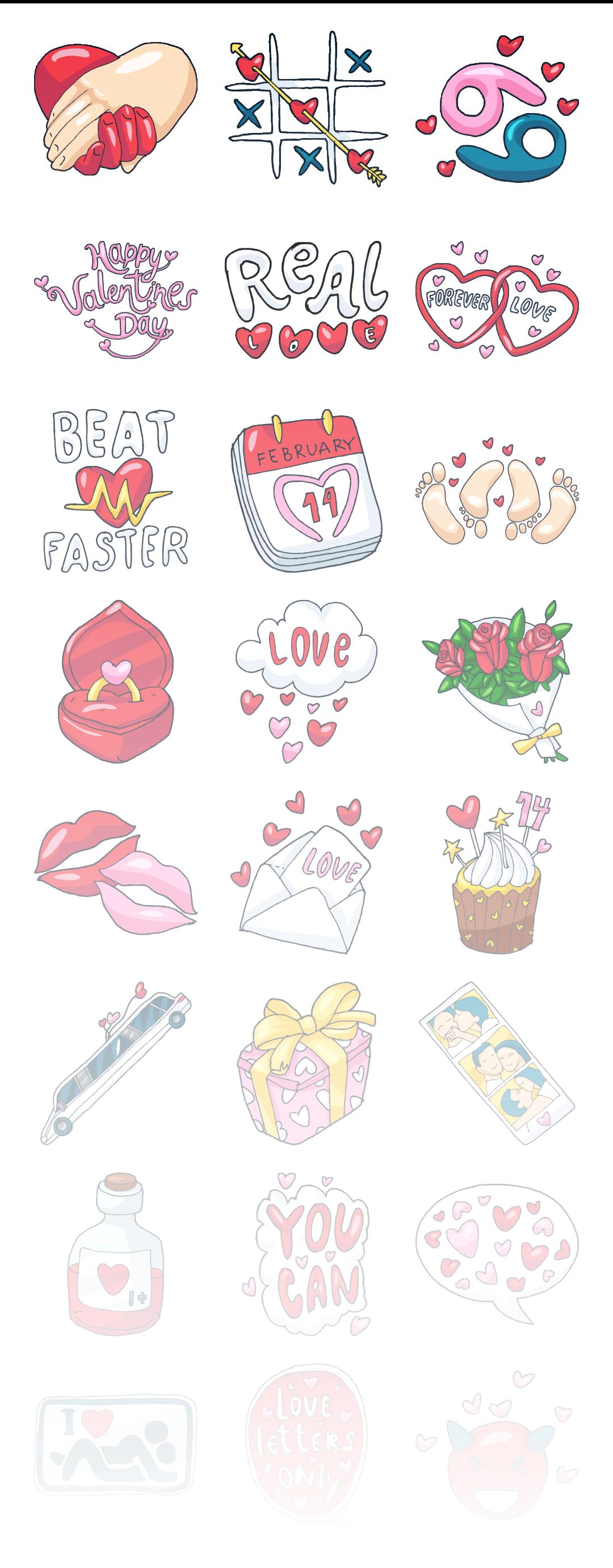 14 February - Stickerpipe