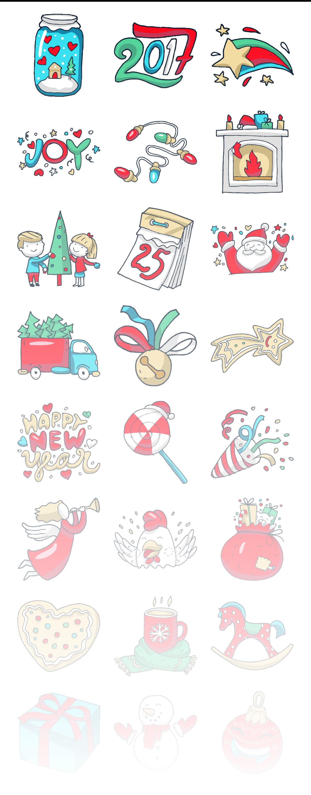 Happy New Year - Stickerpipe