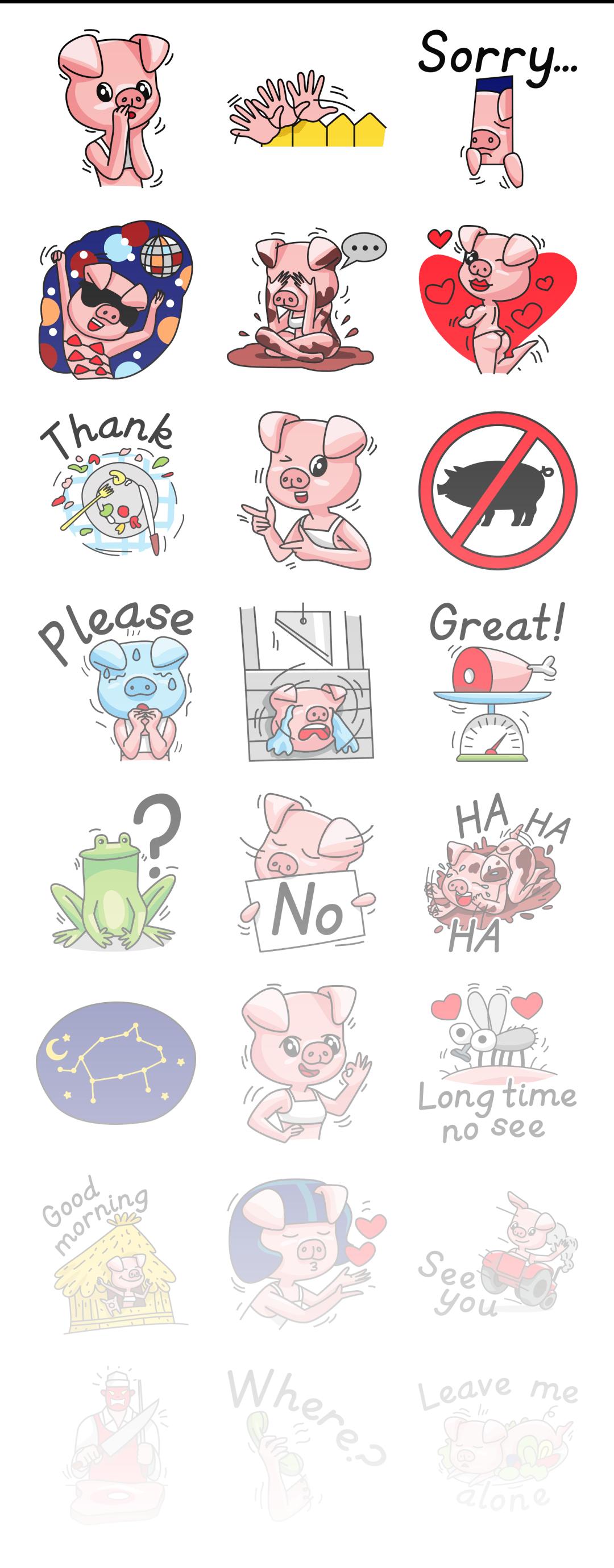 Pig - Stickerpipe