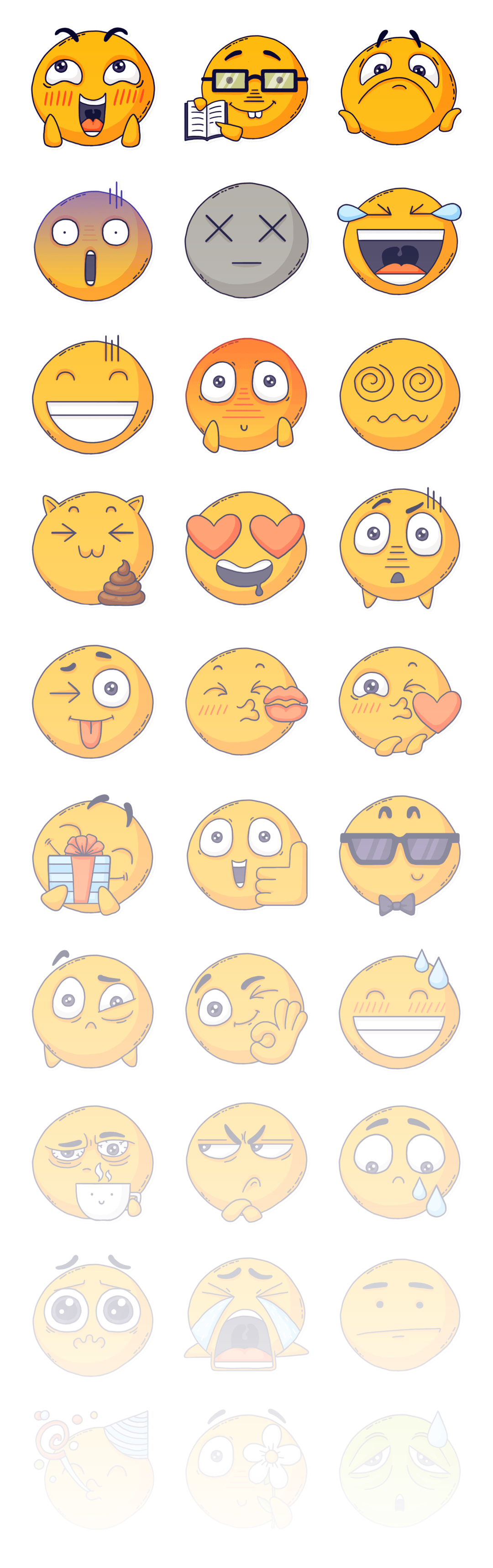 Smiley - Stickerpipe