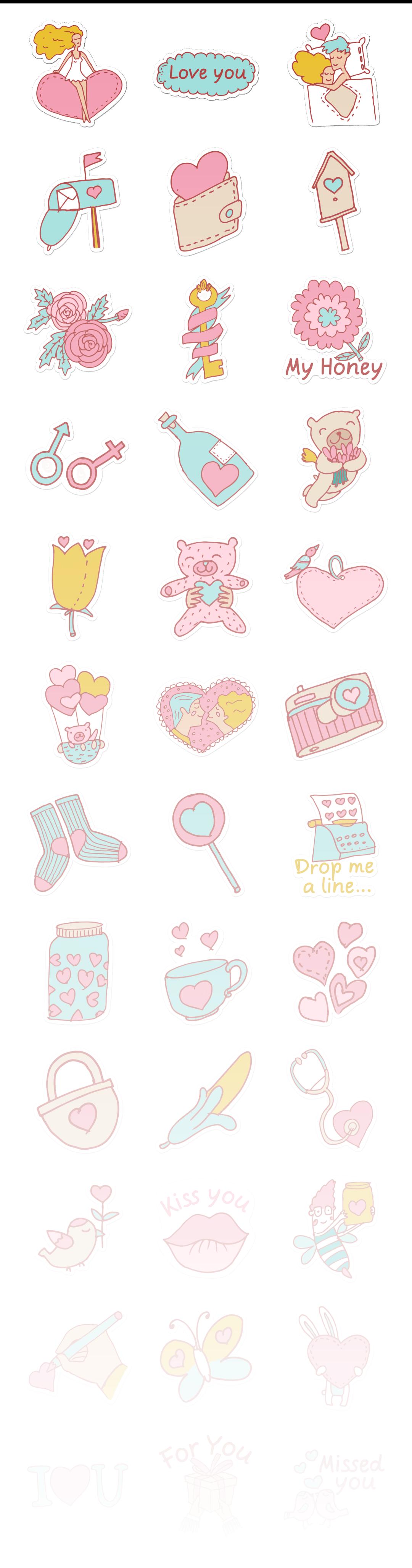 St. Valentine's Day - Stickerpipe